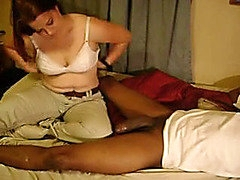 White slut wife and a BBC