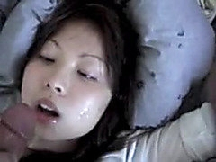 Japanese facual cumshots compilation