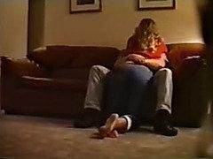 Three-Some wth a ally (hidden camera)