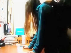Lewd Student Fucks Her BF In Her Dorm