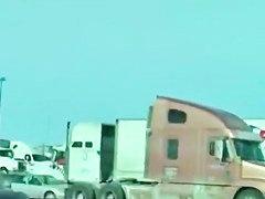 Trucker toilet