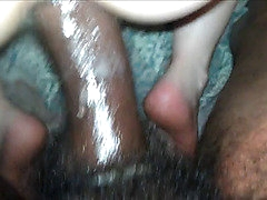 I'm arse-fucking a hotty in dilettante porn pov clip movie scene