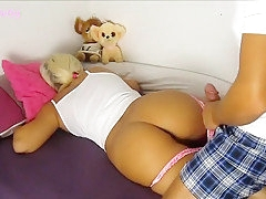I get screwed by a German guy in creampie homemade clip