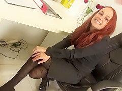 EvaLopezzz - Ehebruch - Sekretärin fickt mit dem Chef! - HD