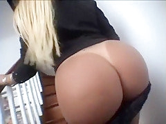 Incredible Amateur Shemale clip with Big Asses, Latin scenes