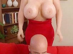 Hottest Big Natural Tits clip with MILFs,Big Butt scenes