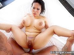 Hottest pornstar Nacho Vidal in Crazy Anal, Facial xxx scene