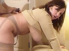 Dirty talk sextape. 'did that old man just cum inside my pussy?'