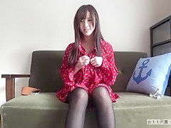 Amateur AV experience shooting 836 Nana 22-year-old university student