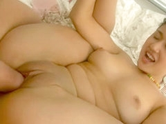 Uzbek girl wants big Russian cock