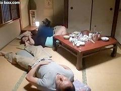 Reverse nightcrawling cheating Japanese girls!