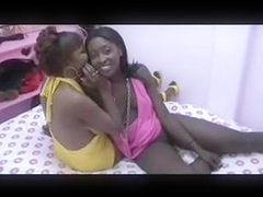 A fuck and creampie session with an Ebony Prostitute