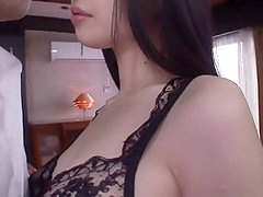 Horny Japanese model Koharu Suzuki in Exotic JAV censored Fingering, Blowjob scene
