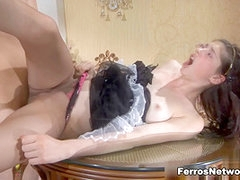 PantyhoseTales Movie: Beatrice and Arthur A